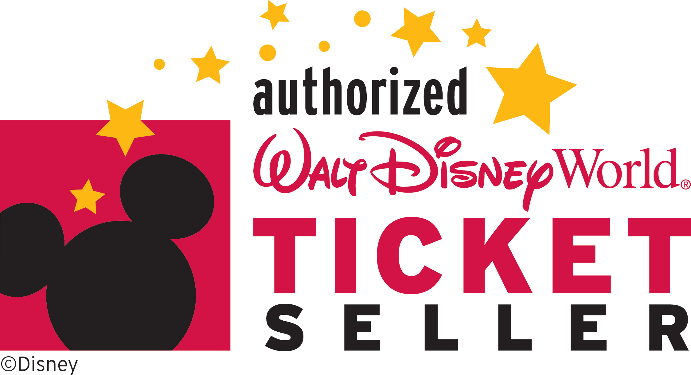 Authorized ticket seller - Walt Disney World